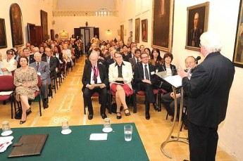 Gozo branch of English-Speaking Union of Malta launched