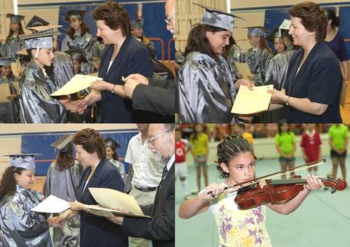 Graduation Day celebrated by year-six students in Gozo