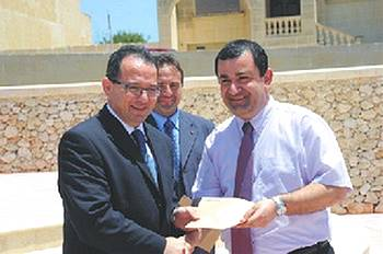 Special Project funds being received by six Gozo Councils