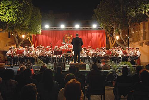 A Spectacular Concert performed by Nadur's Mnarja Band