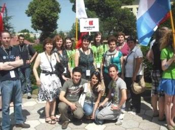 Nadur delegation represents Malta at Poland meeting
