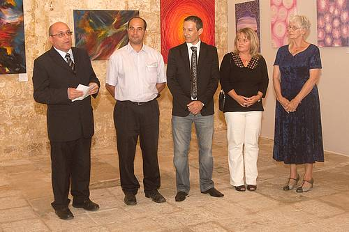 Collective exhibition inaugurated at the Cittadella Centre