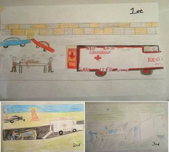 Winners announced of the Red Cross Gozo art competition