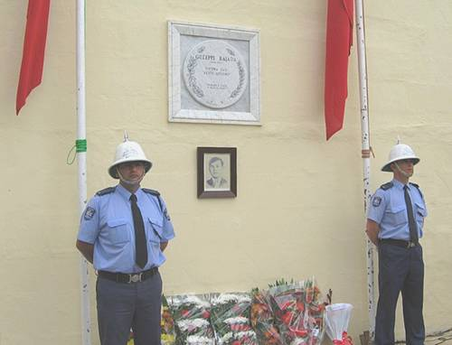 Sette Giugno riots commemorated this morning in Xaghra
