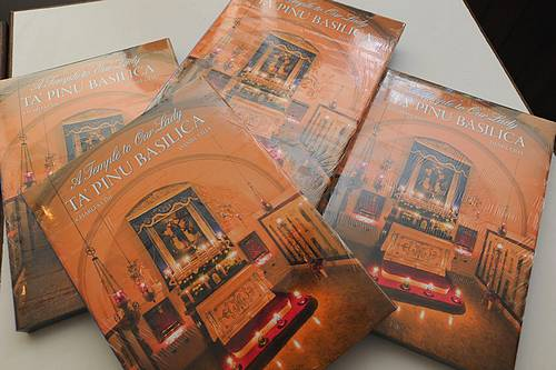 Book presentation, A Temple to Our Lady – Ta' Pinu Basilica