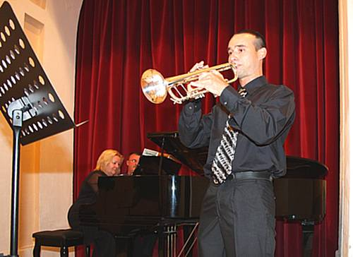 'Treasures for Trumpet' held at the Gozo Ministry, Victoria