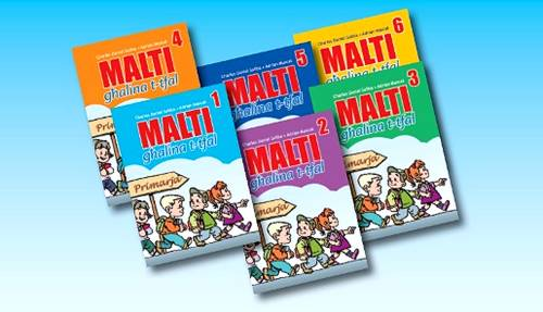 Three new workbooks launched for primary school children