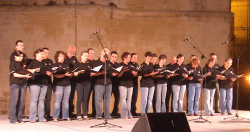 The Gaulitanus Choir to perform in Santa Lucija on Tuesday