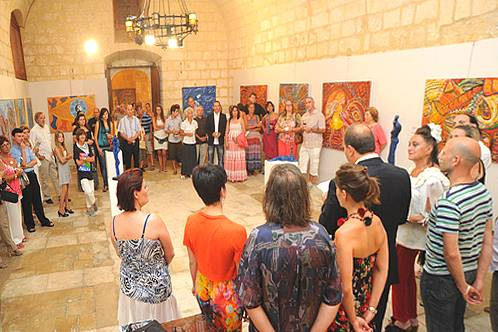 Gozo International Contemporary Arts Festival inaugurated