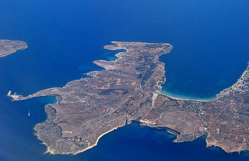 Two of the four new marine protected areas are in Gozo