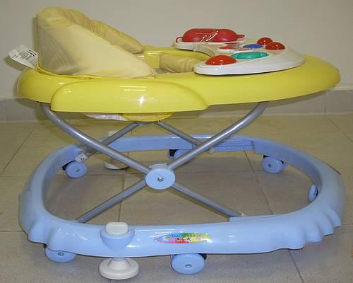 MSA recalls dangerous Roane model baby-walkers