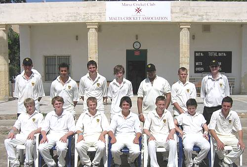 Marsa C.C play Stockport Grammar School for the 10th time