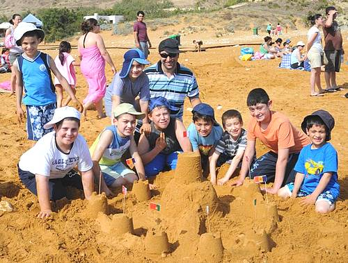 End of year activity held at the Wistin Camilleri Gozo Centre