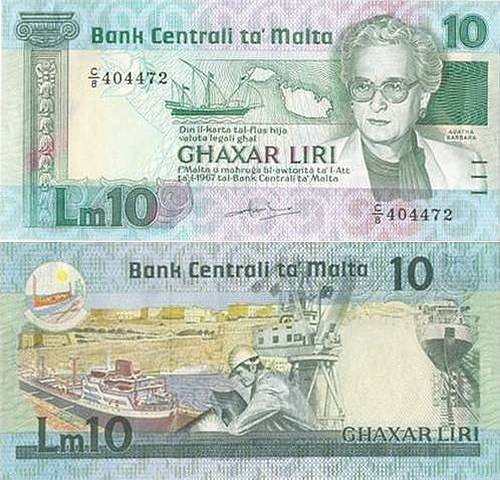 Final chance to exchange Fourth Series Lm10 banknotes