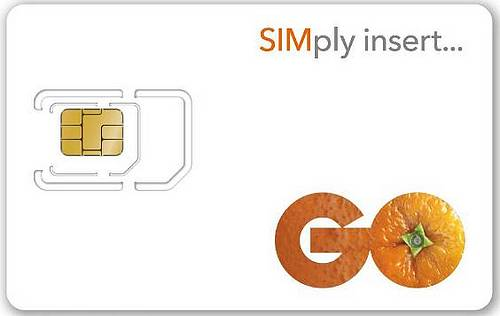 The GO micro SIM to hit the local market soon