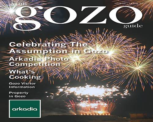 Your Gozo Guide: Santa Marija issue is out now
