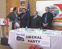 The Malta Liberal Party need candidates from Gozo & Malta