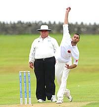 Krishna C.C.played Overseas C.C.  in the Summer League