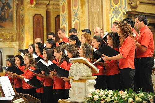 Marian Music Celebration held by Schola Cantorum Jubilate