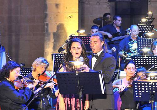 'Opera vs Pop Under the Stars - 3rd Edition' held in Gozo