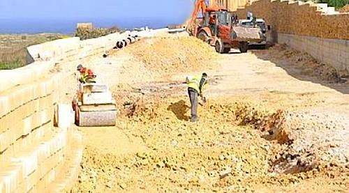 Road works scheduled in 47 localities around Gozo & Malta