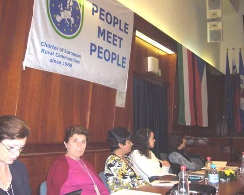 Nadur Council participates at Charter Meeting in Slovenia