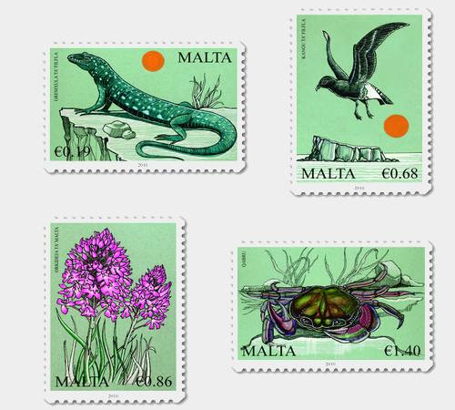 2010 International Year of Biodiversity special stamp issue