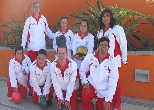 Maltese athletes at Special Olympics European Games