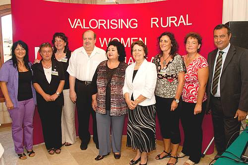 'Valorising Rural Women' - a seminar in Gozo with the GWU
