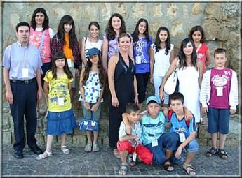 Year 6 students visit Sicily as part of Comenius Regio