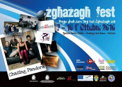 'Zghazagh Fest' - Activities for youths at Don Bosco Oratory
