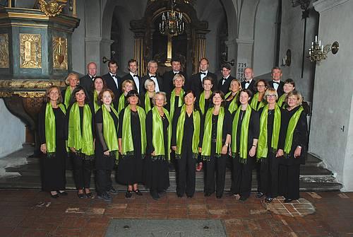 Concert by Swedish Choir at the Balluta Church in Malta