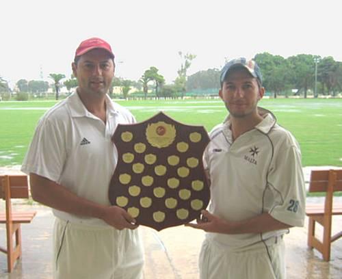 Malta Cricket Association Summer League Finals washed out