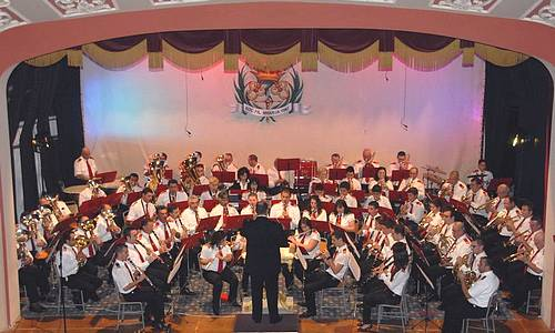 Mnarja Band November Annual Concert - Big Band Adventures