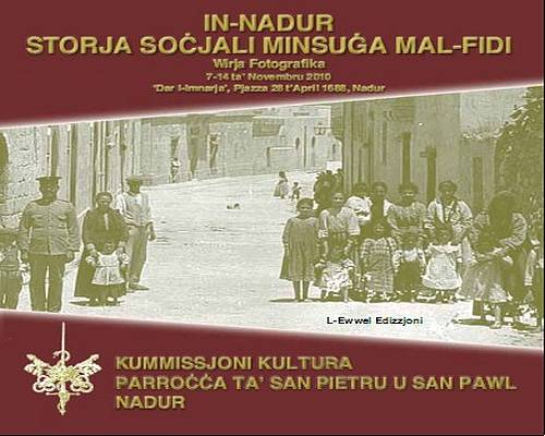 Photographic Exhibition to be held on the history of Nadur