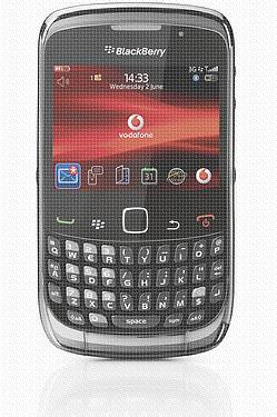 Vodafone Malta offers the BlackBerry Curve 3G Smartphon