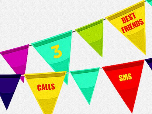 Vodafone offers students free calls & SMS to 3 best friends