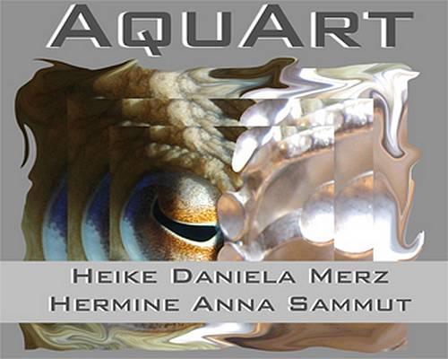 'AquArt' exhibition at the Institute of Tourism Studies, Qala