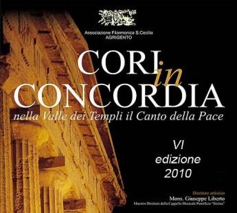 The Laudate Pueri Choir participates in 'Cori in Concordia'