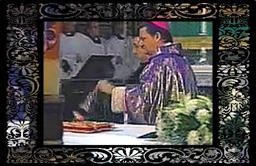 Bishop Emeritus Nikol Cauchi's funeral held at the Cathedral