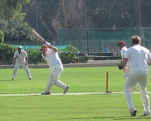 Melita Betfair C.C against Krishna C.C in the winter league