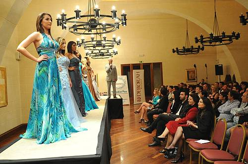 Gozo Beauties for Miss World Malta held in San Lawrenz