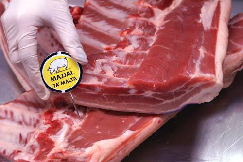 New label encourages consumers to choose Maltese pork