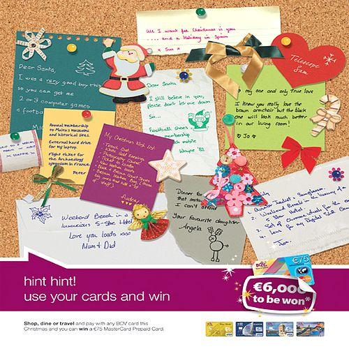 BOV prepaid cards to be won this Christmas season