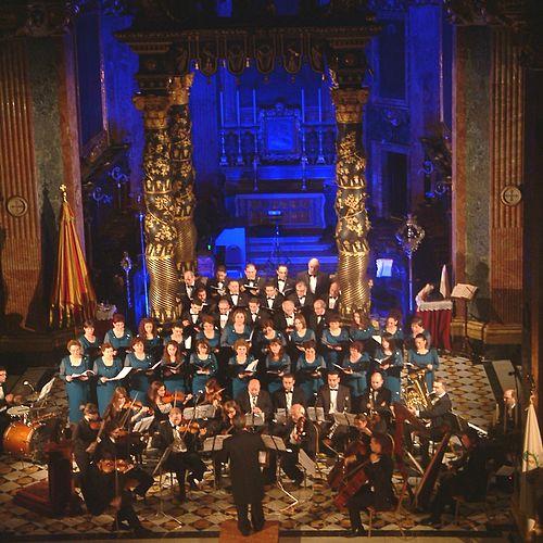 "Chorus Urbanus presented ""Il-Kuncert tal-Milied"" in Victoria"