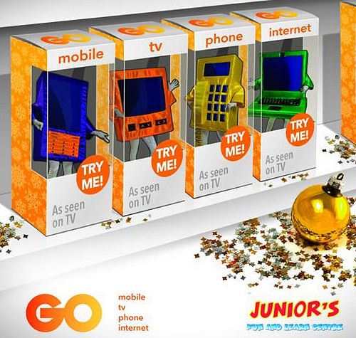 GO announces their offers for perfect gifts for Christmas