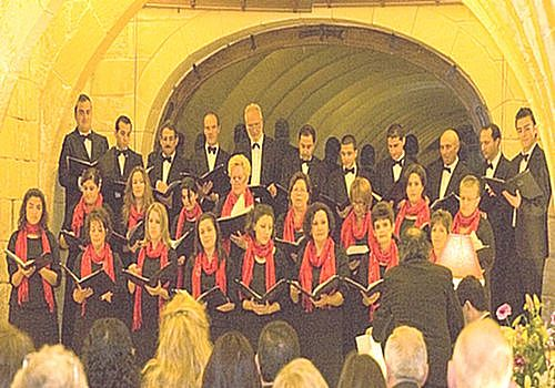 Gaulitanus Choir to perform End-of-Festive Season Concert
