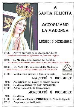 Gaulitanus Choir returns off successful Firenze concert tour