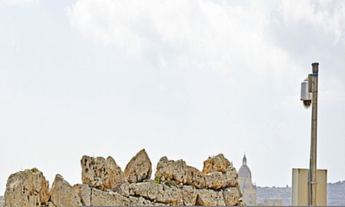 Ggantija Temples equipped with new CCTV security system