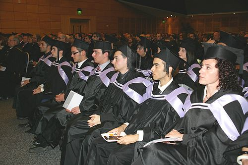 MCAST students are awarded their vocational degrees